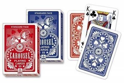 Picture of Игральные карты — Карусель (55 карт)
