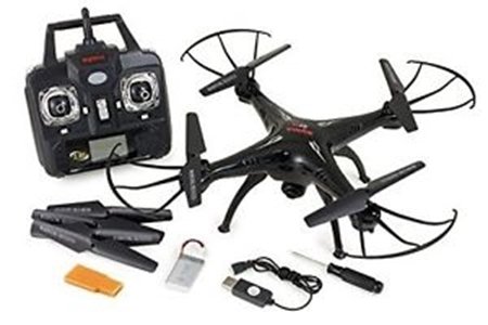 Picture for category RC Quadcopters