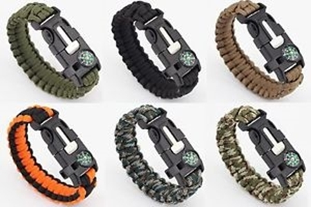 Picture for category Paracord Bracelets