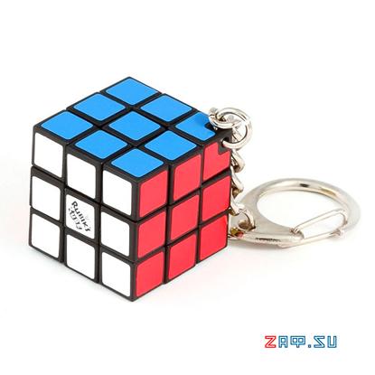 """Изображение Брелок """"Кубик Рубика 3×3"""""""