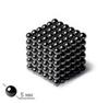 Изображение Неокуб, 5 мм, чёрный никель, НЕОКУБ в баночке