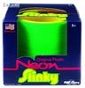 Изображение Слинки - Пластик Неон - 2х-цветная пружинка