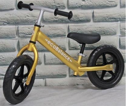 Picture of Беговел EcoBalance «NEXT», золотой