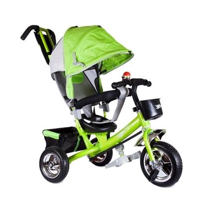 Изображение Велосипед Zilmer «Бронз Люкс» зеленый