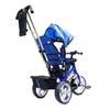 Изображение Велосипед Zilmer «Голд Люкс» синий