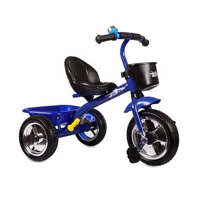 Изображение Велосипед Zilmer «Сильвер Люкс» синий