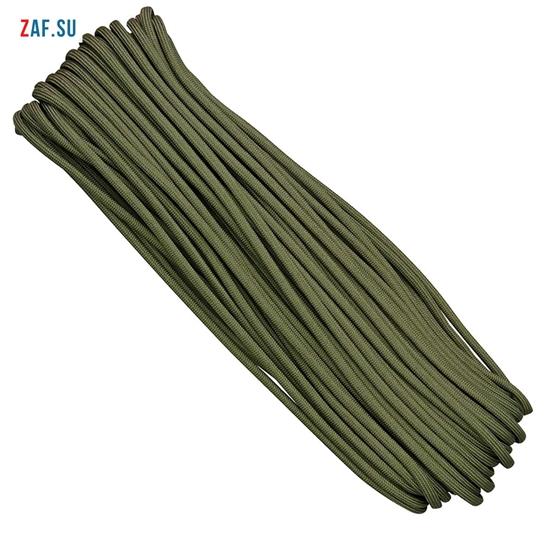 Picture of Паракорд, однотонный, оливково-зелёный (3,5 мм), 30 метров