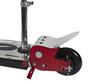 Изображение Электросамокат Zilmer двухколёсный с сиденьем «Z140С» красно-серебряный