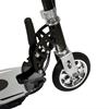 Picture of Электросамокат Zilmer двухколёсный с сиденьем «Z140С» чёрно-серебряный
