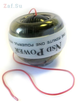 Picture of Кистевой тренажер Powerball Endless Power Neon Pro PB-688LC White, эспандер