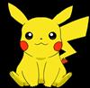 Изображение Мягкая игрушка Покемон Пикачу (10 см), цвет жёлтый