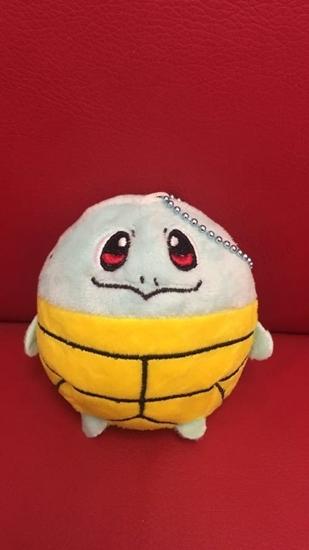 Изображение Мягкая игрушка Покемон Сквиртл (10 см), цвет голубой