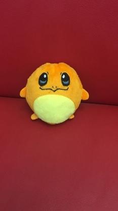 Изображение Мягкая игрушка Покемон Чармандер (10 см), цвет оранжевый