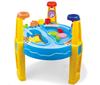 Изображение Стол для игр с песком и водой Hualian Toys «Аквапарк» (в комплекте набор для песка из 24 предметов, D54*H40)