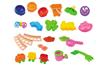 Picture of Стол для игр с песком и водой Hualian Toys «Аквапарк» (в комплекте набор для песка из 24 предметов, D54*H40)