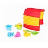 Изображение Песочница сборная круглая Hualian Toys (в комплекте набор для песка из 6 предметов, D76H14)