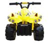 Изображение Электроквадроцикл Zilmer «Рейнджер-1204В» жёлтый