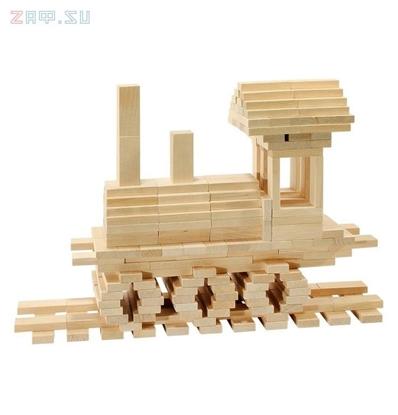 Picture of Строительный набор Пелси №3 «Кусочки-брусочки»