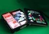 Изображение 100 фишек покерный набор в металлической коробке