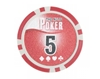 Изображение Набор для покера NUTS на 200 фишек (в алюминиевом кейсе)