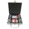 Picture of Набор для покера Royal Flush GL на 100 фишек (в алюминиевом кейсе)
