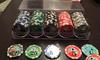 Picture of Набор фишек для покера Royal Flush GL, профессиональные, 11,5 гр., 100 штук