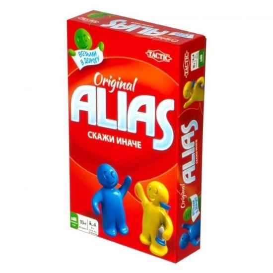 Изображение Игра TACTIC ALIAS Скажи Иначе (компактная версия) 2