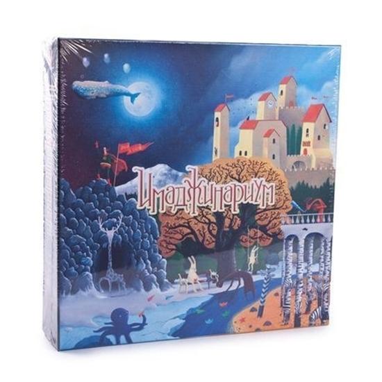 Изображение Настольная игра «Имаджинариум», Imaginarium, классическая версия