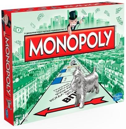 Изображение Настольная игра Монополия классическая