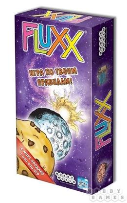 Изображение Настольная игра: Fluxx