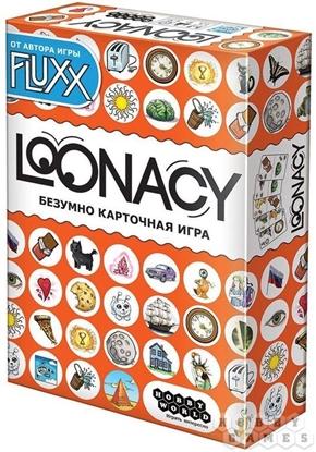 Изображение Настольная игра: Loonacy