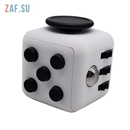 Кубик антистресс Fidget cube (черный)
