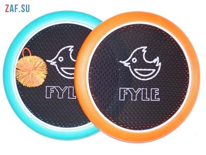Picture of Набор для игры «FYLE Диск Стандарт» (Огоспорт), 30 см, оранжево-голубой