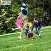 Изображение Набор для игры «FYLE Диск Стандарт» (Огоспорт), 30 см, оранжево-голубой