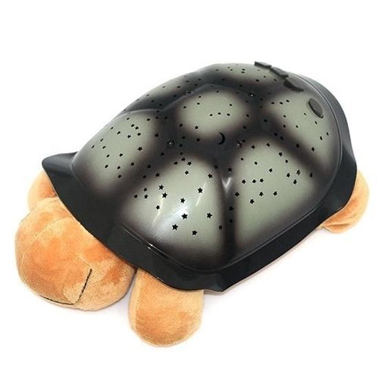"""Изображение Ночник-проектор звездного неба """"Музыкальная черепаха"""""""