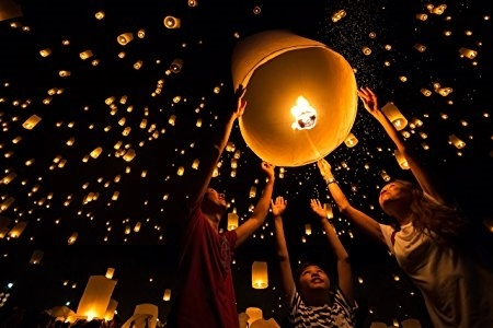 Picture for category Sky Lanterns