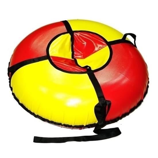 """Санки надувные """"Тюбинг"""" (диаметр 1 м)"""