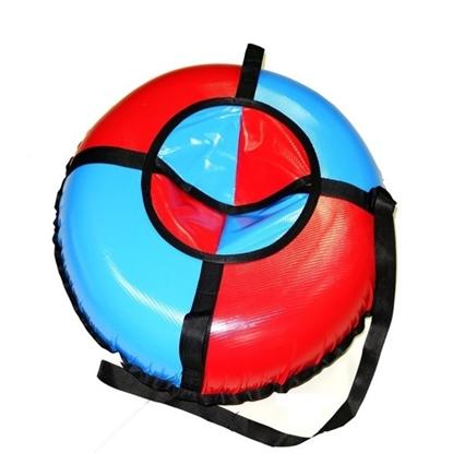 """Санки надувные """"Тюбинг"""" (диаметр 0.8 м)"""