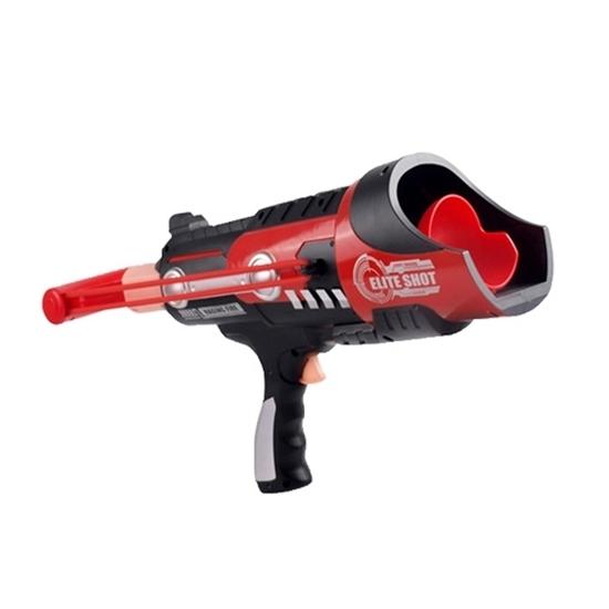 Снежкобластер (PRO Hit snow toy, цвет красный)
