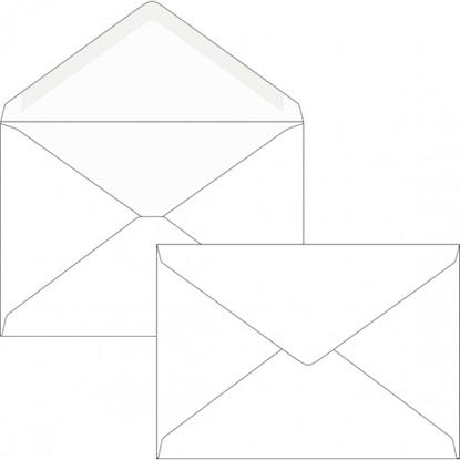 Почтовый конверт С4 ОБЕРПОСТ, декстрин, треугольный клапан в точку, 1000 шт.