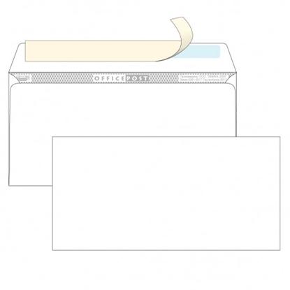 Почтовый конверт С65 ОФИСПОСТ, со стрипом, 1000 шт.