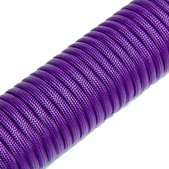 "Паракорд 550,  фиолетовый ""Purple"" (4 мм), 30 метров"