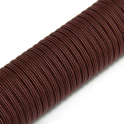 "Паракорд 550, винно - красный ""Wine red"" (4 мм), 30 метров"