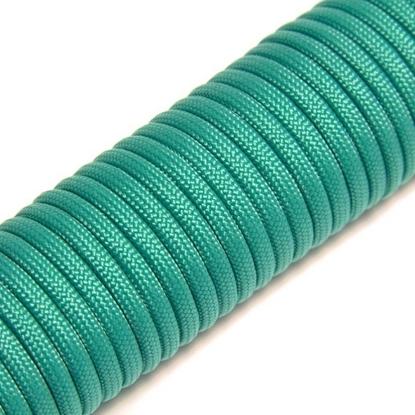 """Паракорд 550,  кислотно синий """"Acid blue"""" (4 мм), 30 метров"""