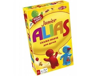 Настольная игра Alias «Скажи иначе для малышей, компактная версия