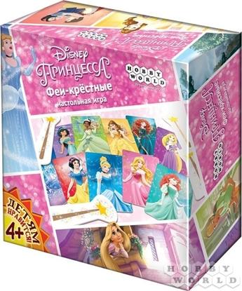 Настольная игра «Принцесса. Феи-крёстные»
