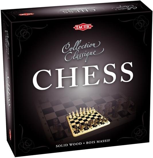 Шахматы, коллекционная серия Tactic