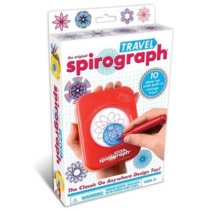Набор для рисования Спирограф Travel