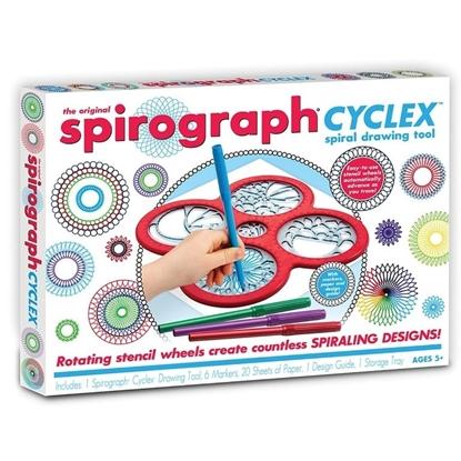 Набор для рисования Спирограф Cyclex