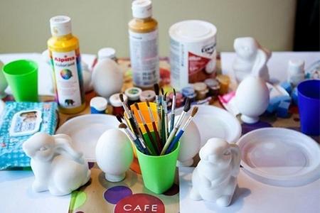 Изображение для категории Фигурки из формочки, Фабрика цветных мелков